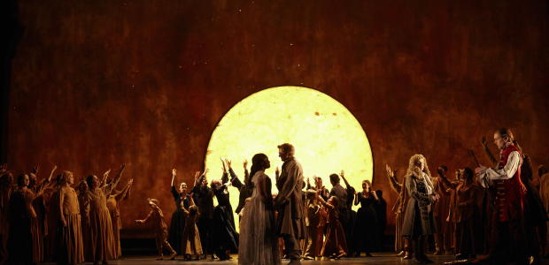 The magic Flute ( The Royal Opera )