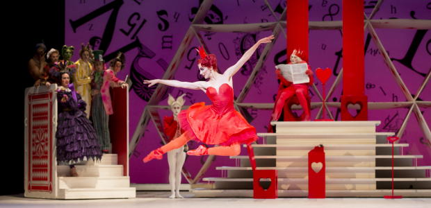 Alice's Adventures in Wonderland ( The Royal Ballet )