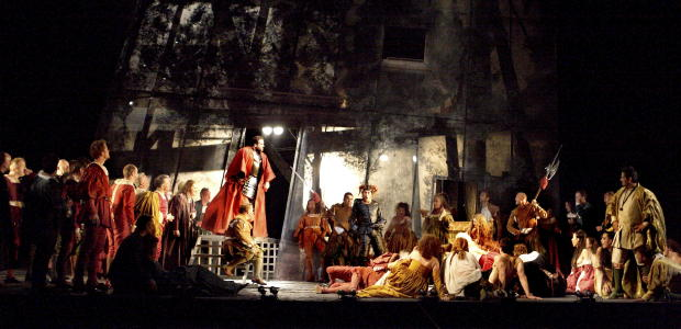 Rigoletto ( Royal Opera House )