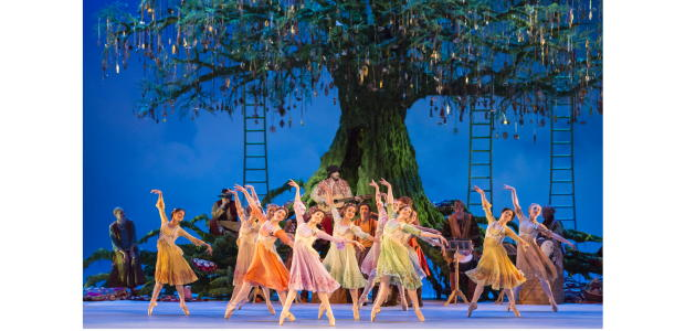 The Winter's Tale  ( The royal ballet)