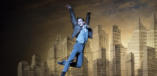 BERNSTEIN CELEBRATION ( The Royal Ballet )