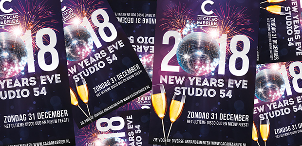 New Years Eve After Party - Studio 54