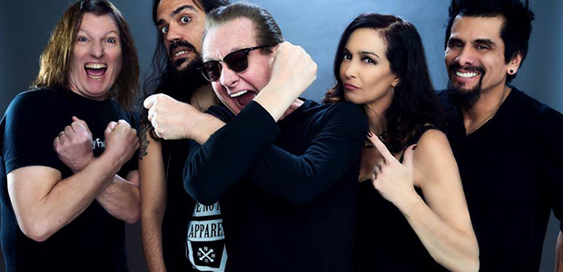 Graham Bonnet Band - European Tour 2018