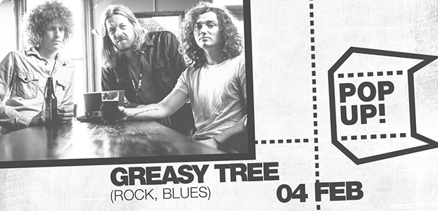 Greasy Tree - Greasy Tour 2018