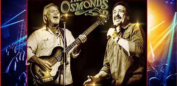 The Osmonds - On Tour 2018