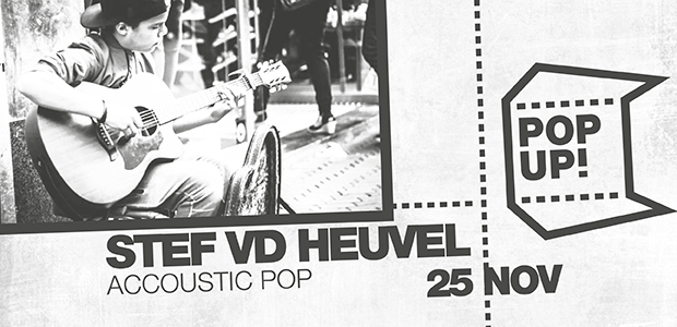 Pop Up - Stef van den Heuvel
