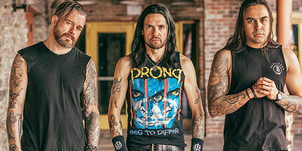Prong - 25 Years Of Cleansing Tour