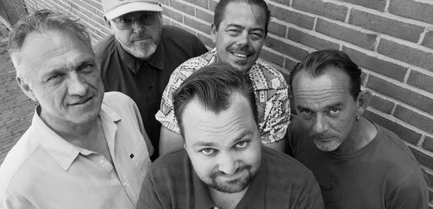 Tim Knol En The Blue Grass Boogiemen - Tour 2019
