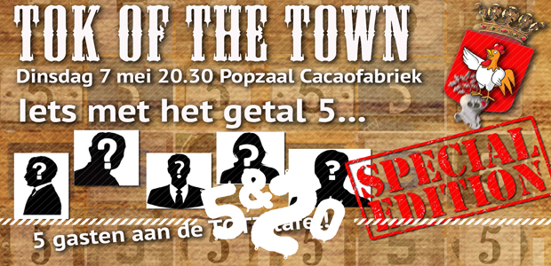 Tok Of The Town - Jubileumeditie 5 & 20