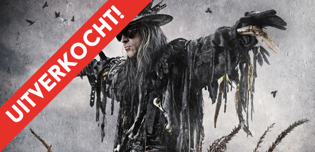 Fields Of The Nephilim - Exclusieve NL Show!