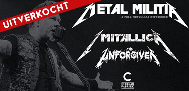 Metal Militia - A Full Metallica Experience