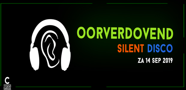 Oorverdovend - Silent Disco in Cacaofabriek
