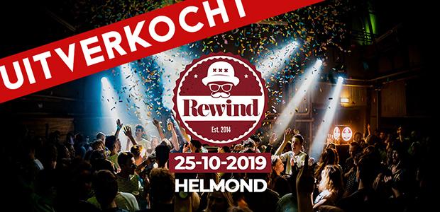 Rewind - Rewind Helmond in Cacaofabriek