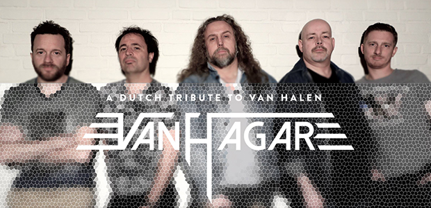 Heavy Tribute Evening - Iron Maiden, Van Halen en Dio