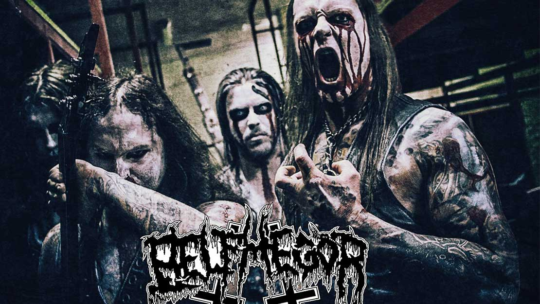 Europe Under Black Death Metal Fire - Suffocation Belphegor Hate & Supports