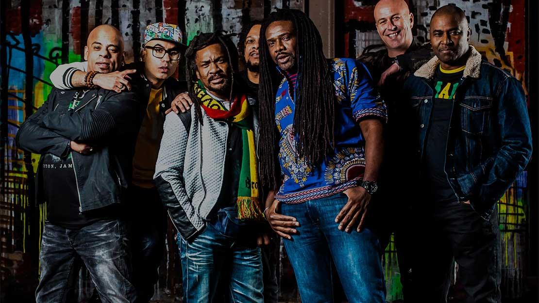 Reggae Night - Met Camel's Drop en Heights Meditation
