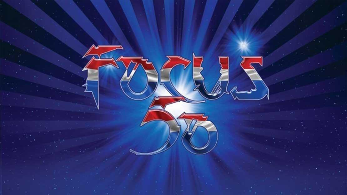 Focus - 50th anniversary tour