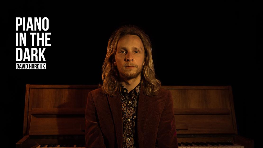 David Hordijk - Piano In The Dark